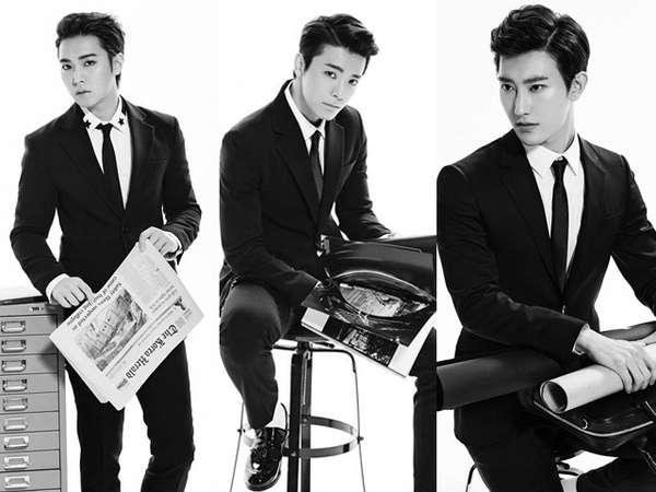 Super Junior-M Necis Berdasi di Foto Teaser SWING