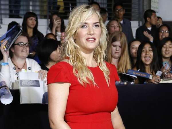 Merah Menyala Kate Winslet