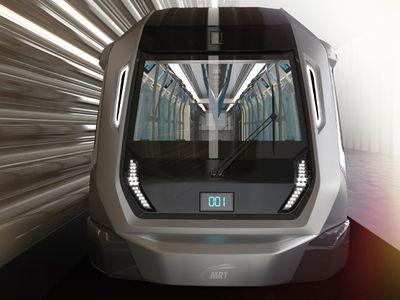 BMW Desain MRT Kuala Lumpur