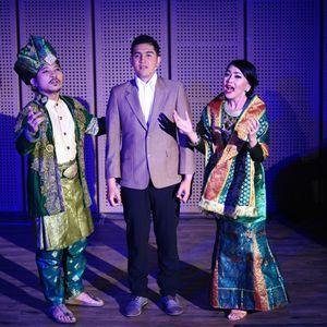 Mengademkan Situasi Jelang Pemilu Lewat Pementasan Drama Musikal Siti Nurbaya