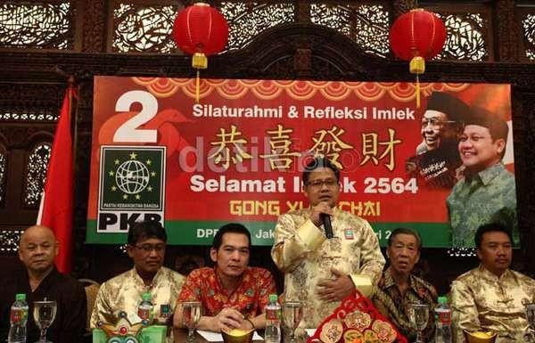 Cak Imin Kampanye Bawa Nama Gus Dur, Putri Gus Dur Angkat Bicara