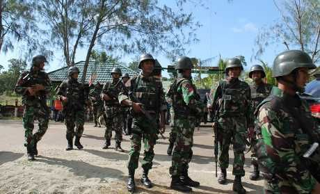 Penembakan di Perbatasan RI-PGN, Menko Polhukam: Tidak Terkait Pemilu