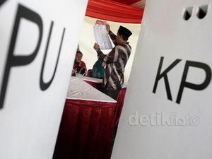 Gerindra Menang di TPS Prabowo