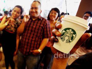 Starbucks Beri Kopi Gratis Untuk Pemilih