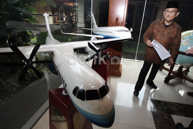 R80, Pesawat Rancangan BJ Habibie yang Siap Mendunia