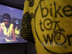 Srikandi B2W Indonesia Siap Jelajah Sulselbar