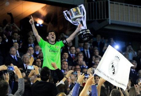 Trofi ke-19 Madrid di Copa del Rey, Barca Masih Terbanyak