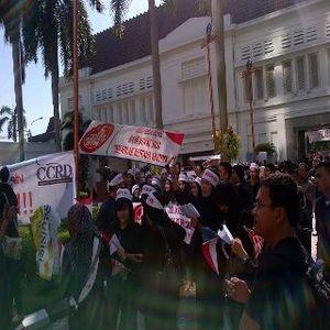 Pegawai BTN yang Demo Datang dari Seluruh Kantor Cabang di Indonesia