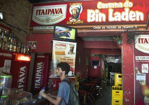 Mau Mampir ke Bar do Bin Laden? Bar Bertema Osama Bin Laden di Brazilia