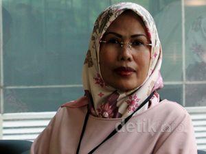 KPK Periksa Ratu Tatu Terkait Mercedes Wawan