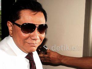 Mantan Kepala BIN Hendropriyono Diperiksa KPK