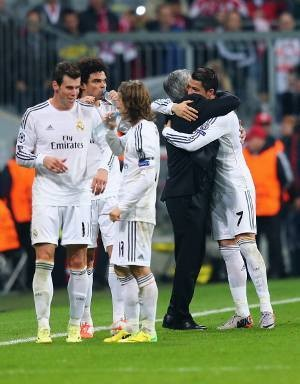 Madrid ke Final dengan Kepala Tegak dan Kaki Menginjak Bumi