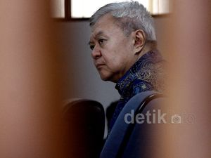 Eksepsi Anggoro Ditolak Jaksa