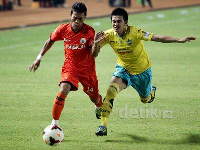 Persija Tundukkan Gresik United 1-0