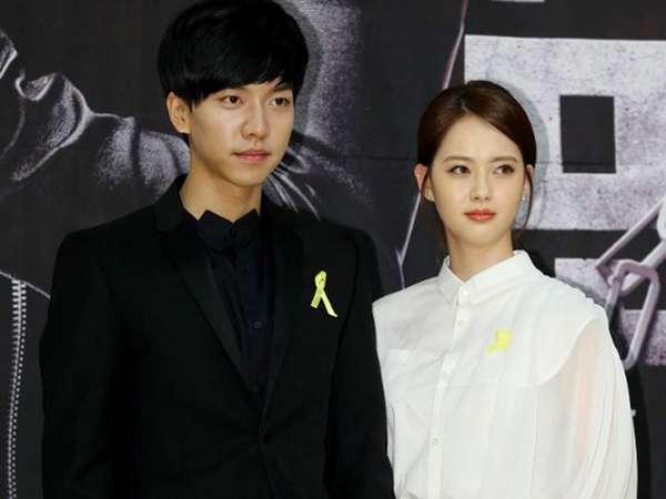 Tampil Serasi, Go Ara Gandeng Lee Seung Gi