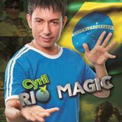Aksi Penyamaran & Street Magic Cyril di Rio De Janeiro