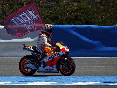 Marc Marquez Juara MotoGP Spanyol