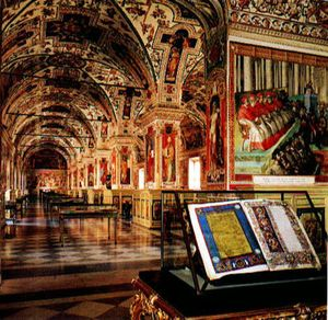 Harta Karun 500 Tahun Vatikan Go Digital