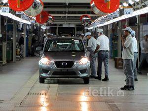 Mengintip Pabrik Datsun