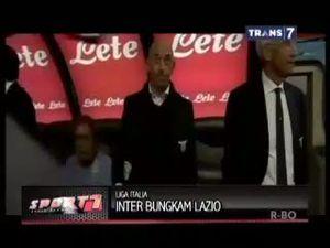 Inter Bungkam Lazio