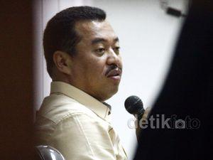 Advokat Rudi Alfonso Bersaksi untuk Wawan