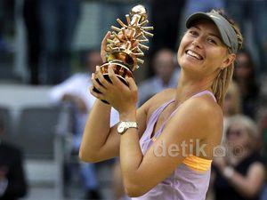 Sharapova Juara Madrid Open