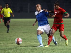 Indonesia Tundukkan ASEAN All Stars 1-0