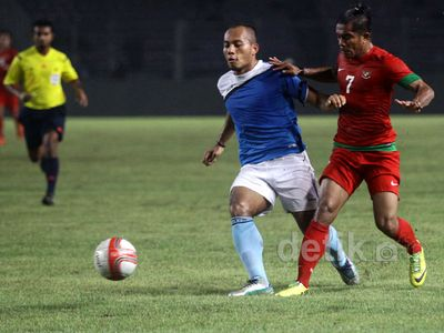 Indonesia Tundukkan ASEAN All Stars 1-0