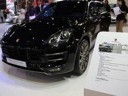 Di Indonesia Porsche Macan Mengaspal 5 Juni 2014