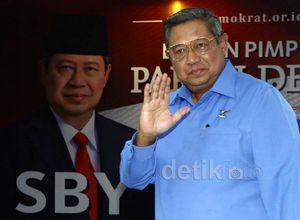SBY Umumkan Hasil Konvensi PD
