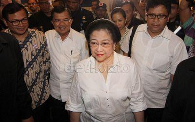 Koalisi Pendukung Jokowi-JK Bentuk Tim Pemenangan