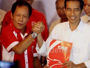 PKPI Beri Dukungan ke Jokowi-JK