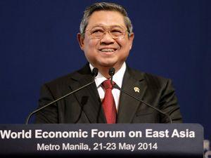 SBY Hadiri WEFEA 2014