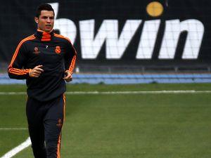 Madrid Berlatih Jelang Final Liga Champions