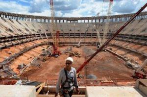 Piala Dunia Tak Akan Dongkrak Ekonomi Brasil