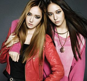 Korean Style: Gaya Jessica SNSD dan Krystal f(x), Mana Lebih Stylish?