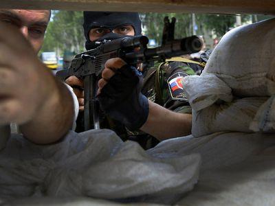 Pertempuran di Ukraina, 50 Tewas