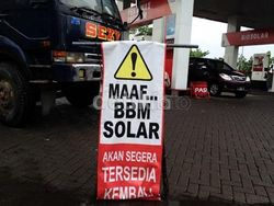 BBM Diesel Subsidi di Indonesia Terjelek di Asia