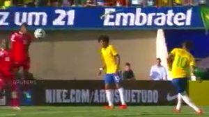 Brasil Cukur Panama 4-0