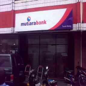 Bank Mutiara Tunjuk Bos Baru