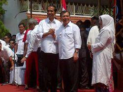 Tim Jokowi-JK: Meski Sering Diserang, Kubu Prabowo-Hatta Pernah Puji Jokowi