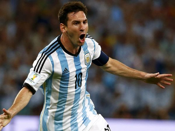 Argentina Taklukkan Bosnia 2-1