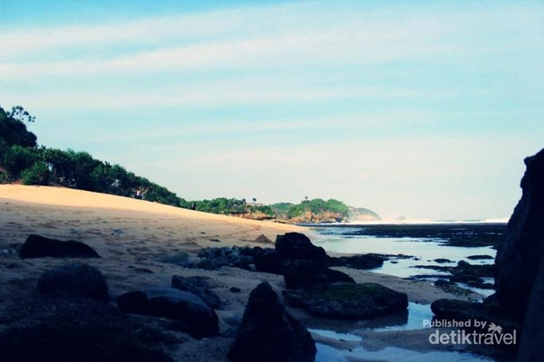 Pantai-pantai Anti Mainstream di Gunungkidul