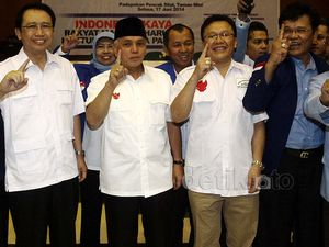 8 Organisasi Sayap PD Dukung Prabowo-Hatta