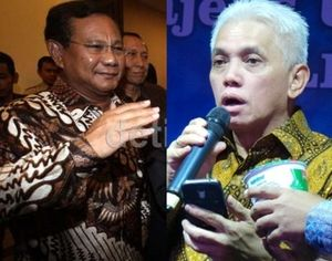 Camelia Malik, Mansyur S hingga Evi Tamala Dukung Prabowo