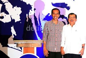 Jokowi-JK Gelar Gerak Jalan Revolusi Mental Besok Lusa