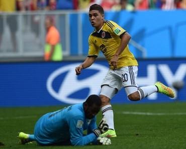 Juan Quintero, Replika Messi dari Kolombia