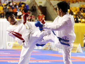 Atlet Karateka Indonesia Raih 7 Medali