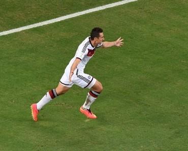 Satu Gol Lagi, Klose!