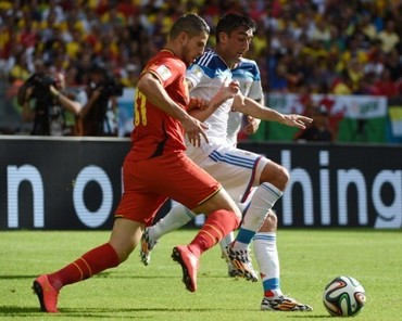 Capello Andalkan Empat Gelandang, Hazard yang Menentukan
